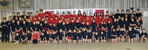 Squadra Astinuoto 2006/2007