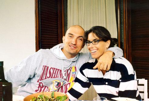 Clare e Marco
